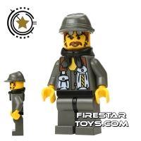Product shot LEGO Rock Raiders - Docs 2