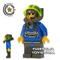 Product shot LEGO Rock Raiders - Jet