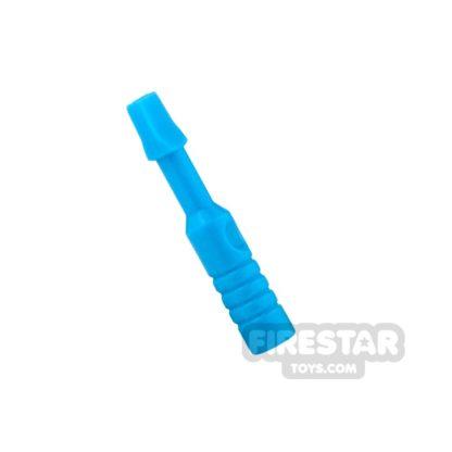 Product shot LEGO - Screwdriver - Wide Head - Dark Azure