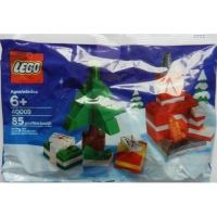 Product shot LEGO Seasonal 40009 - Holiday Building Set