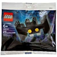 Product shot LEGO Seasonal 40014 - Halloween Bat