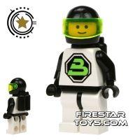 Product shot LEGO Space - Blacktron II