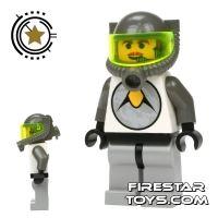 Product shot LEGO Space - Explorien Chief