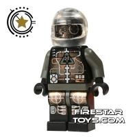 Product shot LEGO Space - Insectoids - Droid - Silver