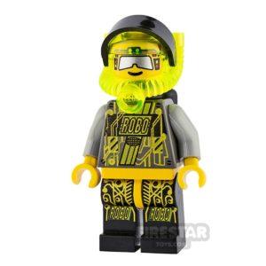 Product shot LEGO Space - RoboForce Yellow