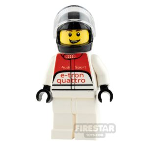 Product shot LEGO Speed Champions Audi R18 Driver