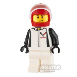 Product shot LEGO Speed Champions - Chevrolet Corvette Z06 Driver