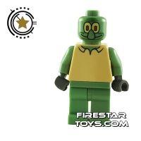 Product shot LEGO Spongebob Mini Figure – Squidward