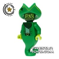 Product shot LEGO Spongebob Minifigure Flying Dutchman