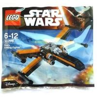 Product shot LEGO Star Wars 30278 - Poe's X-wing Fighter