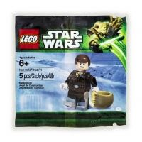 Product shot LEGO Star Wars 5001621 - Han Solo Hoth