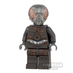 Product shot LEGO Star Wars Mini Figure - 4-LOM