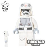 Product shot LEGO Star Wars Mini Figure - AT-DP Pilot