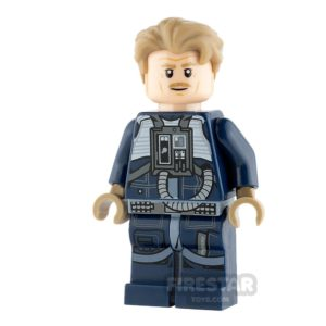 Product shot LEGO Star Wars Mini Figure - Antoc Merrick