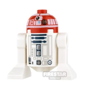 Product shot LEGO Star Wars Mini Figure - Astromech Droid - R3-T2