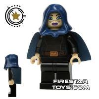 Product shot LEGO Star Wars Mini Figure - Barriss Offee