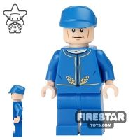 Product shot LEGO Star Wars Mini Figure - Bespin Guard