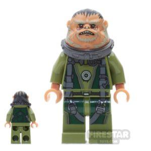 Product shot LEGO Star Wars Mini Figure - Bistan