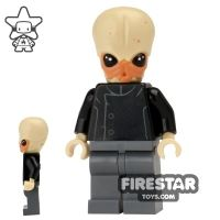 Product shot LEGO Star Wars Mini Figure - Bith Musician