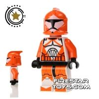 Product shot LEGO Star Wars Mini Figure - Bomb Squad Trooper