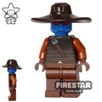 Product shot LEGO Star Wars Minifigure Cad Bane