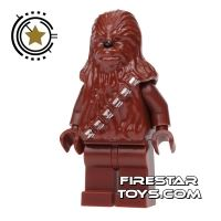 Product shot LEGO Star Wars Mini Figure - Chewbacca