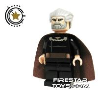 Product shot LEGO Star Wars Mini Figure - Clone Wars Count Dooku