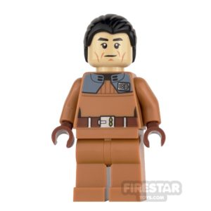 Product shot LEGO Star Wars Mini Figure - Commander Sato