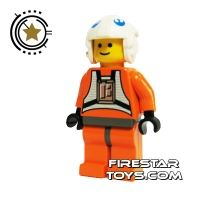 Product shot LEGO Star Wars Mini Figure - Dack Ralter - Yellow Head