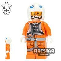 Product shot LEGO Star Wars Mini Figure - Dak Ralter