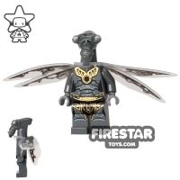 Product shot LEGO Star Wars Mini Figure - Geonosian Zombie with Wings