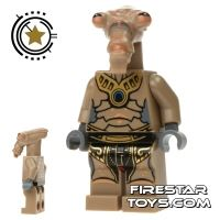 Product shot LEGO Star Wars Mini Figure - Geonosian