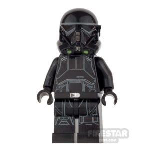 Product shot LEGO Star Wars Mini Figure - Imperial Death Trooper