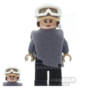 Product shot LEGO Star Wars Mini Figure - Jyn Erso - Imperial Ground Crew Outfit