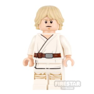 Product shot LEGO Star Wars Mini Figure -  Luke Skywalker - Tatooine Outfit