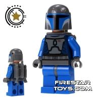 Product shot LEGO Star Wars Mini Figure - Mandalorian