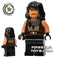 Product shot LEGO Star Wars Mini Figure - Quinlan Vos
