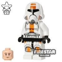 Product shot LEGO Star Wars Mini Figure - Republic Trooper 2