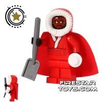 Product shot LEGO Star Wars Mini Figure - Santa Darth Maul