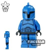 Product shot LEGO Star Wars Mini Figure - Senate Commando