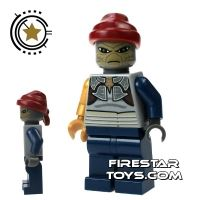 Product shot LEGO Star Wars Mini Figure - Shahan Alama