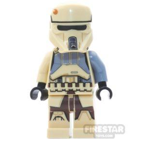 Product shot LEGO Star Wars Mini Figure - Shore Trooper