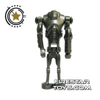 Product shot LEGO Star Wars Mini Figure - Super Batte Droid Blaster Arm