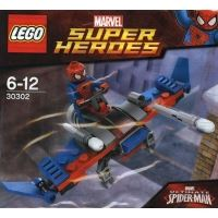 Product shot LEGO Super Heroes 30302 - Spider-Man