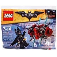 Product shot LEGO Super Heroes 30522 - Batman in the Phantom Zone