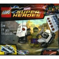 Product shot LEGO Super Heroes 5003084 - The Hulk