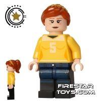 Product shot LEGO Teenage Mutant Ninja Turtles Mini Figure - April O'Neil