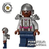 Product shot LEGO Teenage Mutant Ninja Turtles Mini Figure - Baxter Stockman