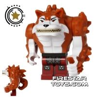 Product shot LEGO Teenage Mutant Ninja Turtles Mini Figure - Dogpound