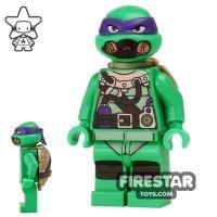 Product shot LEGO Teenage Mutant Ninja Turtles Mini Figure - Donatello - Scuba Gear